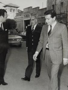 Con l'Ammiraglio Gino Birindelli, Comizio a Foligno, 27.04.1972